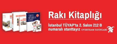 Overteam Yayınları TÜYAP'ta!